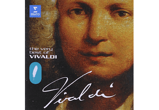 VARIOUS - The Very Best Of Vivaldi - (CD)