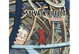 Sylvain Rifflet - Mechanics [CD]