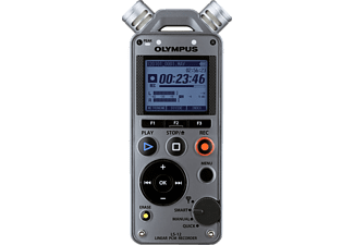 OLYMPUS LS 12 PCM RECORDER  2 GB