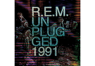 R.E.M. - MTV Unplugged 1991 - (Vinyl)