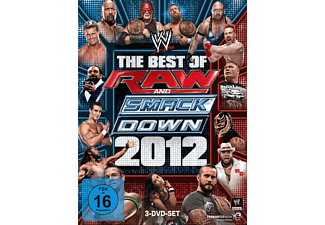 WWE - The Best of Raw & Smackdown 2012 [DVD]