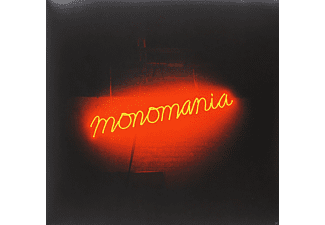 Deerhunter - Monomania [LP + Bonus-CD]