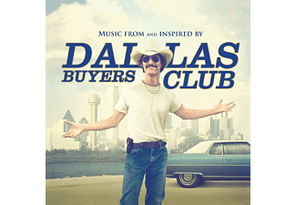 VARIOUS - Dallas Buyers Club - (Vinyl)