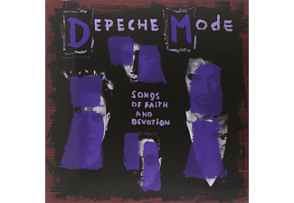 Depeche Mode - Songs Of Faith And Devotion [Vinyl]