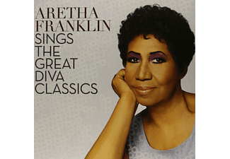 Aretha Franklin - Aretha Franklin Sings the Great Diva Classics - (Vinyl)