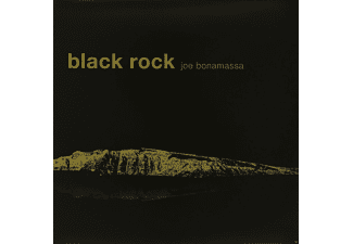 Joe Bonamassa - Black Rock - (Vinyl)
