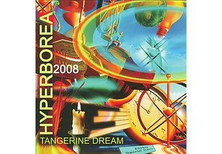 Tangerine Dream - Hyperborea 2008 (CD)