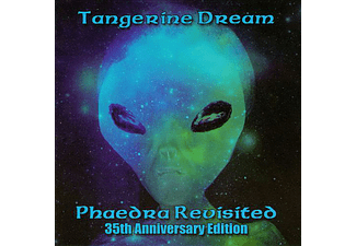 Tangerine Dream - Phaedra Revisited - 35th Anniversary Edition (CD)