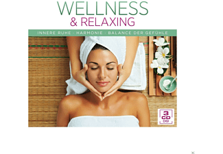 VARIOUS - Wellness & Relaxing - (CD)