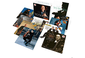 Yo-Yo Ma - Yo-Yo Ma. The Classical Cello Collection - (CD)