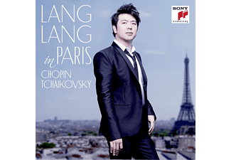 Lang Lang - Lang Lang in Paris-Standard Version [CD]