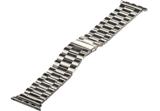 HAMA Steel Watchband till 38 mm Apple Watch - Silver