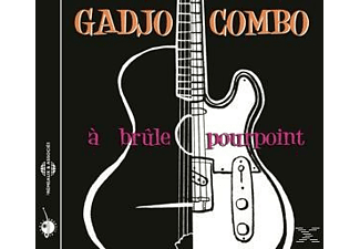 Gadjo Combo - A Brule Pourpoint - (CD)