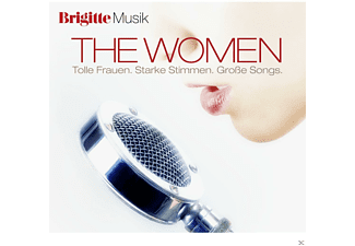 VARIOUS - Brigitte-The Women - (CD)
