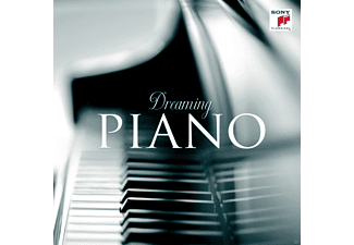 VARIOUS - Dreaming Piano [CD]