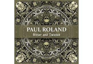Paul Roland - Bitter And Twisted - (CD)