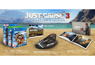 Just Cause 3 - Collector's Edition PS4