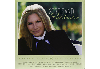 Barbra Streisand - Partners [LP + Bonus-CD]