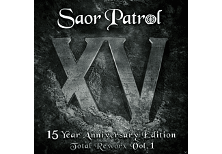 Saor Patrol - Xv - 15 Year Anniversary Edition - Total - (CD)