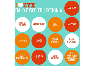 VARIOUS - Zyx Italo Disco Collection 6 - (CD)