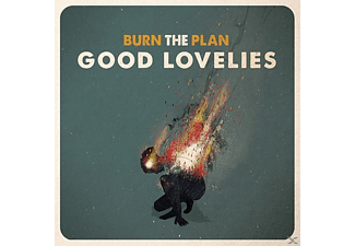 Good Lovelies - Burn The Plan [CD]