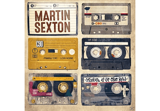 Martin Sexton - Mixtape Of The Open Road - (CD)
