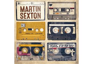 Martin Sexton - Mixtape Of The Open Road - (Vinyl)