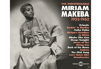 Miriam Makeba - The Indispensable 1955-1962 - (CD)