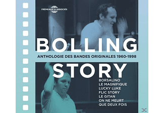 Claude Bolling - Bolling Story-Anthologie Des Bandes Originales 1 - (CD)
