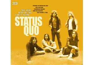 Status Quo - Very Best Of The Early Years - (CD)