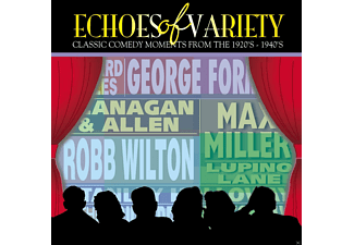 Various - Echoes Of Variety - (CD)