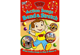 Tumble Tots - Action Songs - Bend And Stretch - (DVD)
