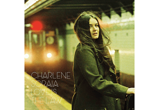 Charlene Soraia - Love Is The Law - (CD)