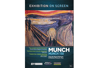 Exhibition on Screen - Munch 150 - (DVD)