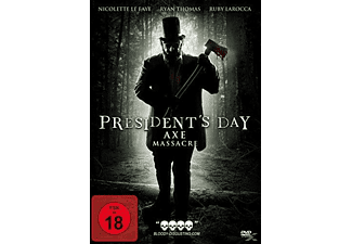 President's Day - Axe Massacre - (Blu-ray)