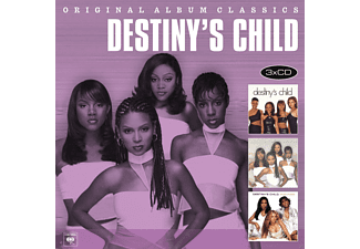Destiny's Child Original Album Classics CD