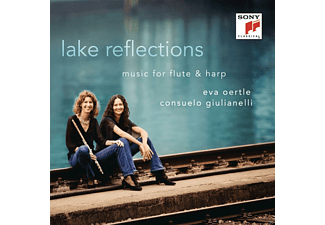 Eva Oertle, Consuelo Giulianelli - Lake Reflections - Music For Flute & Harp - (CD)