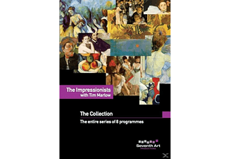 - The Impressionists - The Collection - (DVD)