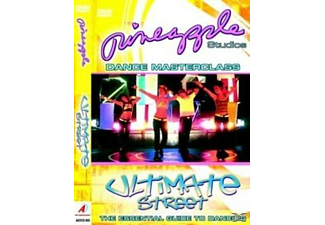 Pineapple Studios-Dance Masterclass- Ultimate Street - (DVD)