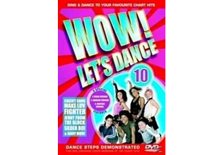 WOW! Let´s Dance Vol.10 (2006 Edition) - (DVD)