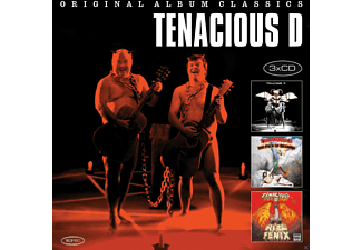 Tenacious D - Original Album Classics - (CD)