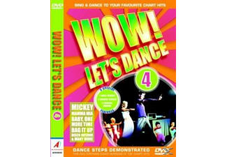 Wow! Let's Dance - Vol. 4 (2006 Edition) - (DVD)