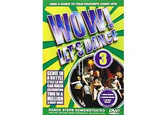 Wow! Let's Dance - Vol. 3 (2006 Edition) - (DVD)