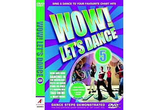 Wow! Let's Dance - Vol. 5 (2006 Edition) - (DVD)