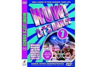 Wow! Let's Dance - Vol. 7 (2006 Edition) - (DVD)