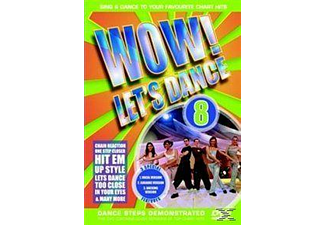 Wow! Let's Dance - Vol. 8 (2006 Edition) - (DVD)