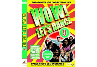 Wow! Let's Dance - Vol. 9 (2006 Edition) - (DVD)