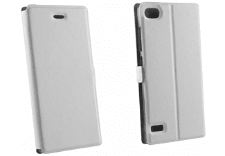 VOLTE-TEL Θήκη Lenovo Vibe X2 Pro Leather Book-Stand White  -(5205308146763)