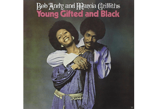 Bob Andy, Marcia Griffiths - Young, Gifted & Black - (Vinyl)