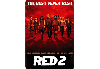 Red 2 (Steelcase) | DVD